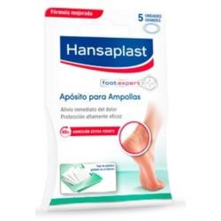 Hansaplast SOS Επιθέματα για Φουσκάλες, Μεγάλα 5 τμχ