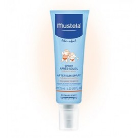 Mustela Spray Apres-Soleil Hydratant για Βρέφη/Παιδιά, 125ml