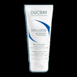 Ducray Kelual DS Gel Moussant, Καθαριστικό Τζελ για Ευαίσθητα Δέρματα 200ml