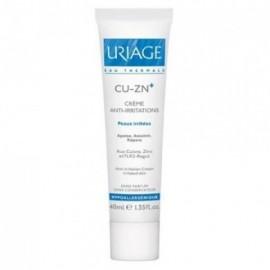 Uriage Cu-Zn+Cream T, Κρέμα Κατά των Ερεθισμών 40ml