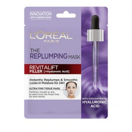 LOreal Revitalift Filler Tissue Mask