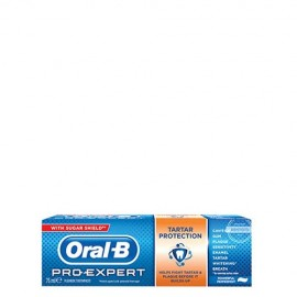 Oral-B Pro Expert Οδοντόκρεμα για Προστασία Κατά Της Πέτρας 75ml