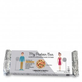 Power Health Healthy & Tasty My Protein Bar, Μπάρα Πρωτεϊνης με Γεύση Pizza 40gr