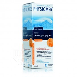 Physiomer Hypertonic Nasal Spray 135ml
