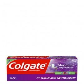 Colgate Maximum Cavity Protection Junior 6+ Ετών Παιδική Οδοντόκρεμα 50ml