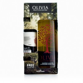 Olivia H/S Colored 300ml & H/Conditioner 60ml, Σαμπουάν για Βαμμένα Μαλλιά 300ml & ΔΩΡΟ Conditioner 60ml