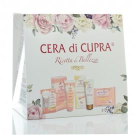 Cera Di Cupra Promo Αντιγ/κη Κρέμα Προσώπου 75ml & Κρέμα Χεριών 75ml & Μαντηλάκια Ντεμακιγιάζ 25τμχ & Lip Balm 10ml