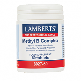 Lamberts Methyl B Complex 60Tablets
