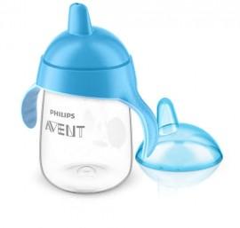 Avent Κύπελλο με λαβές 340 ml (μπλε)