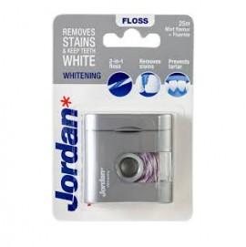 Jordan Whitening 2 in1 Floss 25m