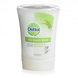 Dettol No-Touch Αντιβακτηριδιακό Κρεμοσάπουνο Ανταλλακτικό Aloe Vera & Vitamin E 250ml