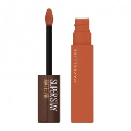 Maybelline Super Stay Matte Ink Liquid Lipstick Coffee Edition 265 Caramel Collector 5ml