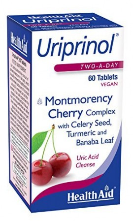 Health Aid Uriprinol Συμπλήρωμα Διατροφής για την Υγεία του Ουροποιητικού, 60 tabs