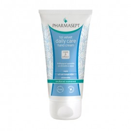 Pharmasept Tol Velvet Daily Care Hand Cream, με Ουρία & Ω3-Ω6 Λιπαρά Οξέα, 75ML