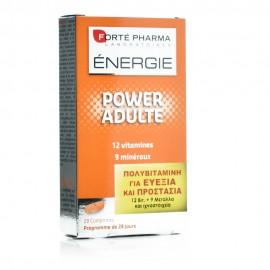 Forte Pharma Energy Power Adulte, Πολυβιταμίνη για Ευεξία & Προστασία, 28caps