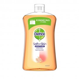 Dettol Liquid Soap grapefruit Refill 750 ml