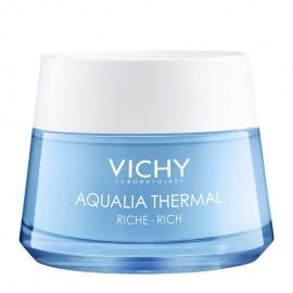 Vichy Aqualia Thermal Rich Rehydrating Cream, Ενυδατική Κρέμα Προσώπου Πλούσιας Υφής Γ50ml