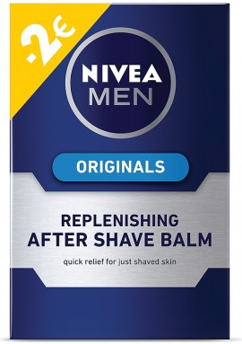 Nivea Originals After Shave Balsam (Προσφορά -2 Ευρώ)100ml