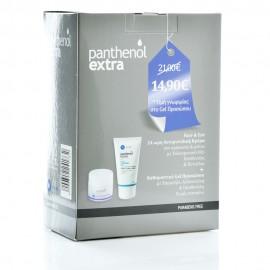 Medisei Panthenol Extra Face-Eye 24h Cream 50ml & Extra Face Cleansing Gel 150ml