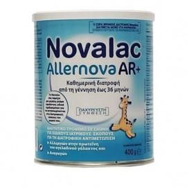 Novalac Allernova AR+, Θεραπεία Αλλεργίας και Διαταραχών Παλινδρόμησης, 400gr