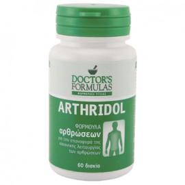 Doctor's Formulas Arthridol Φόρμουλα Αρθρώσεων, 60 Δισκία
