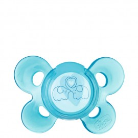 Chicco Physio Comfort Active Silicone 4m+ Μπλε