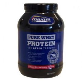 Pure Whey Protein 76g Strawberry, Καθαρή Πρωτεϊνη Ορού Γάλακτος, Γεύση Φράουλα 750gr