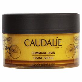 Caudalie Divine Scrub, Λεπτόρευστο Απολεπιστικό Προϊόν με Κρυστάλλους Καστανής Ζάχαρης & 4 Φυτικά Έλαια, 150gr