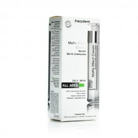Frezyderm Matte Effect Cream Ενυδατική Κρέμα Για Λιπαρές Επιδερμίδες, 50ml