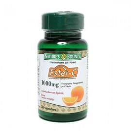 Nature's Bounty Βιταμίνη Ester-C 1000mg, για Ανοσοποιητικό, 30tabs