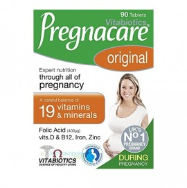 Vitabiotics Pregnacare Original  Πολυβιταμίνη για την Ομαλή διεξαγωγή της Εγκυμοσύνης 30Tabs