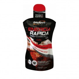 EthicSport Energia Rapida Professional (cola), Ενεργειακό Tζελ Yδατανθράκων με Kαφεΐνη & Kάλιο 50ml