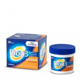 Merck Bion3 Activate 30 Caps