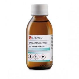 Chemco Wort Oil / Hypericum Oil (Βαλσαμελαιο) Ph.Eur. 100ml