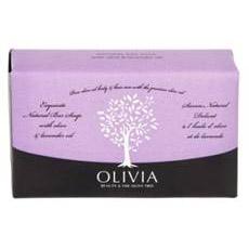Olivia Nat. B/S Olive & Lavender Oil, Σαπούνι με Ελαιόλαδο & Έλαια Λεβάντας 125gr