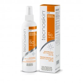 Tecnoskin Sun Dry Touch Oil SPF50 200ml