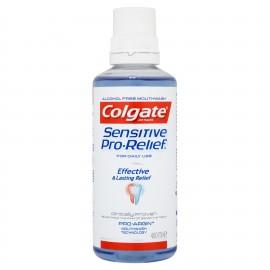 Colgate Sensitive Pro Relief Στοματικό Διάλυμα Χωρίς Οινόπνευμα 400ml