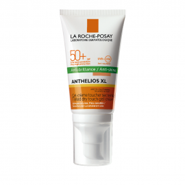 La Roche Posay Anthelios XL Anti-Shine Tinted Dry Touch Gel-Cream SPF50, Αντηλιακή Gel-Κρέμα Προσώπου με Χρώμα 50ml