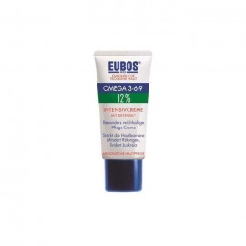 Eubos Omega 3-6-9 12% Intensive Cream με Defensil, Ενυδατικό Γαλάκτωμα για Πολύ Ξηρό Δέρμα 50ml