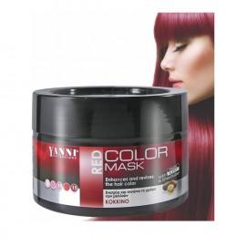 Yanni Χρωμομάσκα Μαλλιών Κόκκινο 250ml