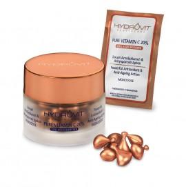 Hydrovit Pure Vitamin C 20% Collagen Booster 60 Monodoses