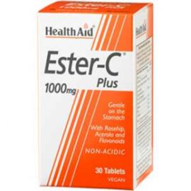 Health Aid Ester-C Plus 1000mg 30Tablets