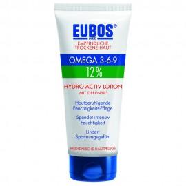 Eubos Omega 3-6-9 Hydro Active Lotion, Καταπραϋντική Ενυδατική Λοσιόν για Ευαίσθητο Ερυθρό Δέρμα 200ml