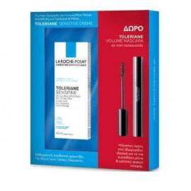 La Roche Posay Promo Toleriane Sensitive 40ml & ΔΩΡΟ Toleriane Mini Mascara