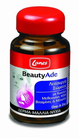 Lanes BeautyAde, 30 Tablets