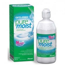 Opti-Free Pure Moist, Εξελιγμένο Διάλυμα Διπλής Απολύμανσης 300ml