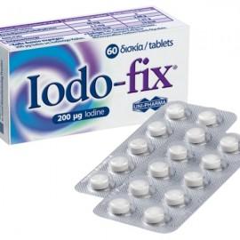 Uni-Pharma Iodo Fix 200 μg 60 Tabs