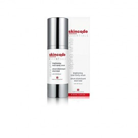 Skincode Essentials Alpine White Brightening Total Clarity Serum, Ορός Διόρθωσης Πανάδων-Κηλίδων 30ml