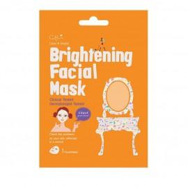 Vican Cettua Brightening Facial Mask 1τμχ