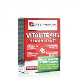 Forte Pharma Energy Vitalite 4G Dynamisant, 10 Δόσεις x 10ml
